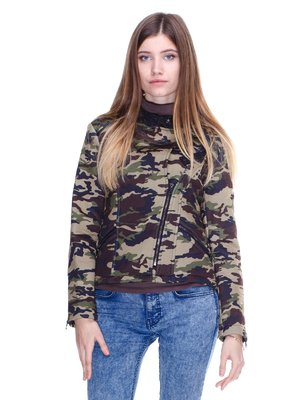 Куртка камуфляжного забарвлення | 2714519