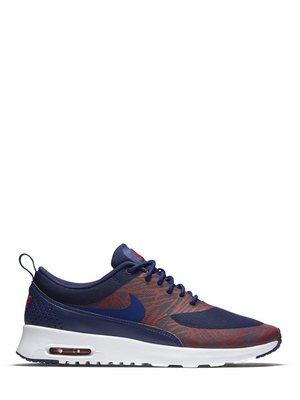 Кроссовки темно-синие Air Max Thea Print | 2705515