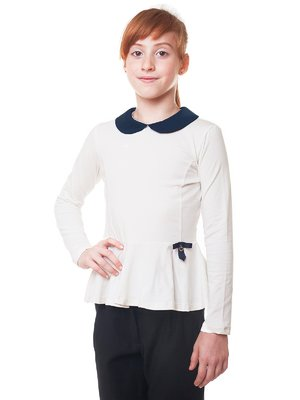 Блуза молочного цвета | 2508729