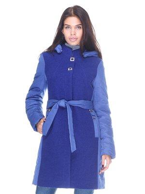 Пальто синее | 2704295