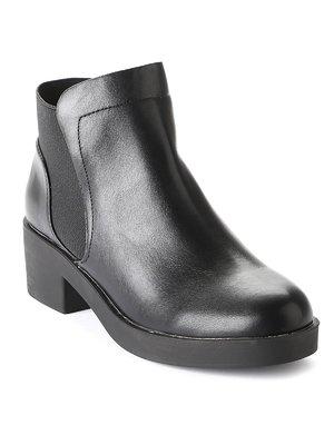 Ботинки черные | 2727838