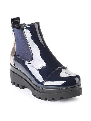 Ботинки синие | 2727842