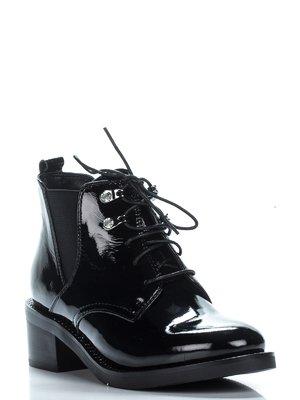 Ботинки черные | 2733453