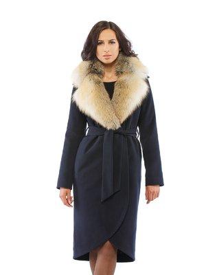 Пальто темно-синє   2668917