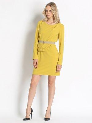 Платье желтое | 2739843
