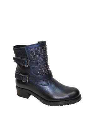 Ботинки синие | 2741203