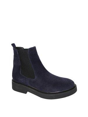 Ботинки синие | 2741204