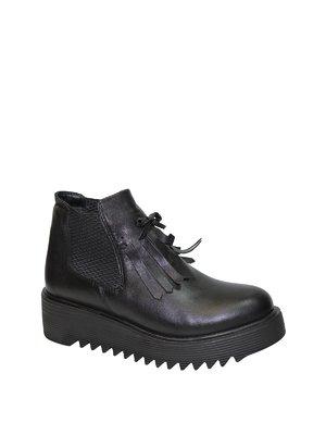 Ботинки черные | 2741205