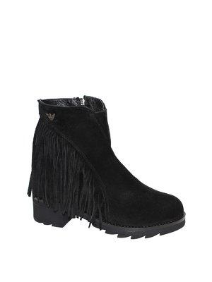 Ботинки черные | 2741206