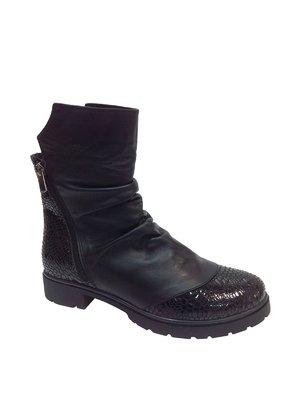 Ботинки черные | 2741215