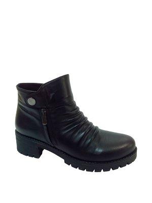 Ботинки черные | 2741221