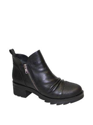 Ботинки черные | 2741223