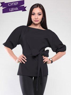 Блуза черная | 2648512