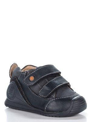 Ботинки темно-синие | 2736570