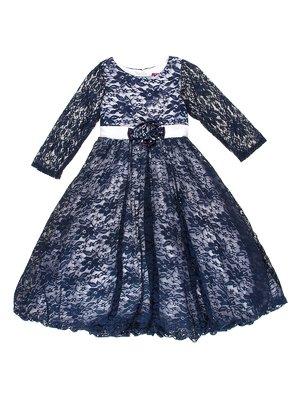 Сукня темно-синя   2736530