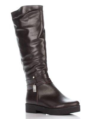 Сапоги коричневые | 2742750