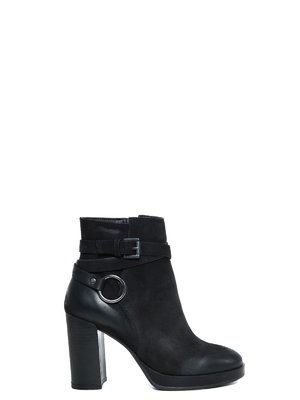 Ботинки черные | 2747254