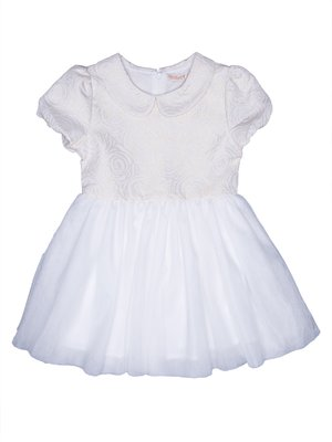 Платье молочно-золотистого цвета | 2732991