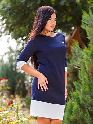 Сукня темно-синя | 2663264