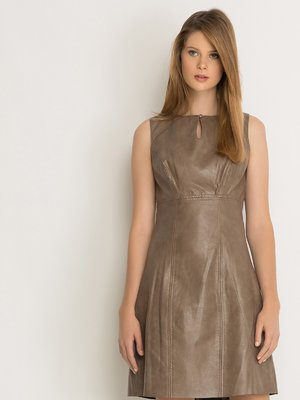 Платье коричневое | 2757752
