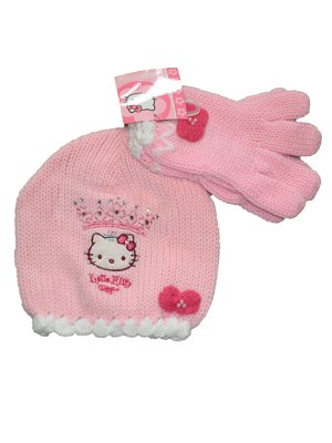 Комплект: шапка и перчатки | 2759651