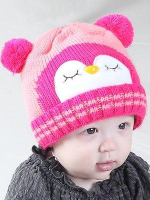 Шапка рожево-малинова з малюнком | 2759669