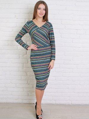 Сукня в смужку | 2764129