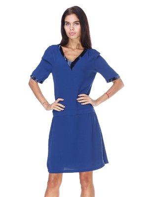 Сукня синя | 2767956
