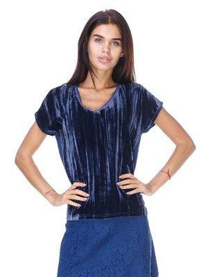 Блуза синя | 2767951