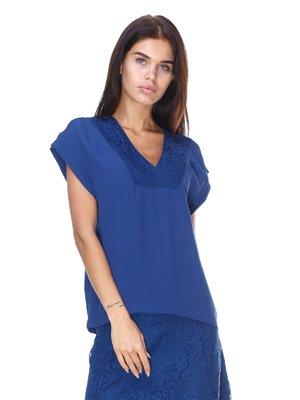 Блуза синя | 2767964