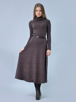 Платье коричневое | 2771473