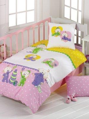 Комплект постельного белья детский | 2776405