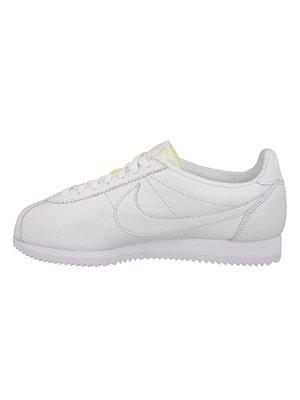 Кроссовки белые Classic Cortez PRM   2778959