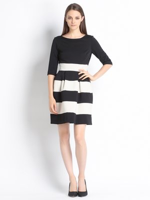Сукня двоколірна | 2782662