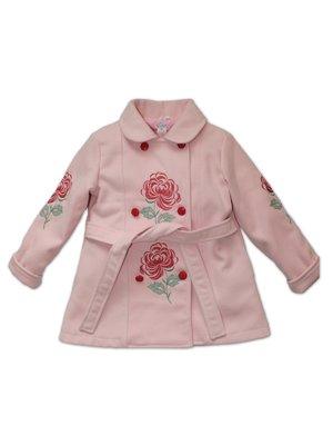 Пальто рожеве | 2784260