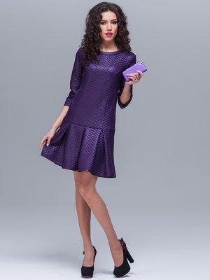 Платье лилового цвета | 2789159