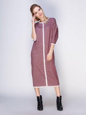 Сукня бордова | 2784732