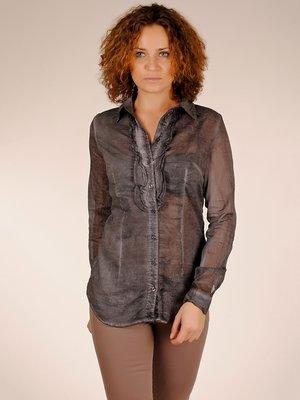 Блуза сіра - Sublevel - 2789444