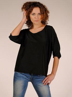 Блуза чорна - Sublevel - 2789447