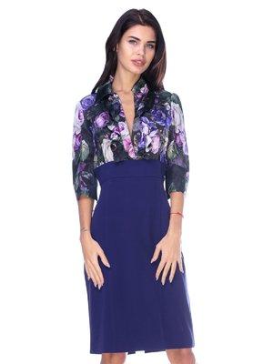 Сукня фіолетова | 2787014