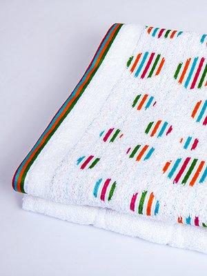 Рушник махровий білий (50х90 см) | 2750598