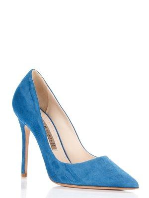 Туфлі сині - Renzi - 2585015