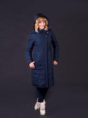 Пальто синее | 2798042
