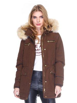 Куртка коричневая | 2750244