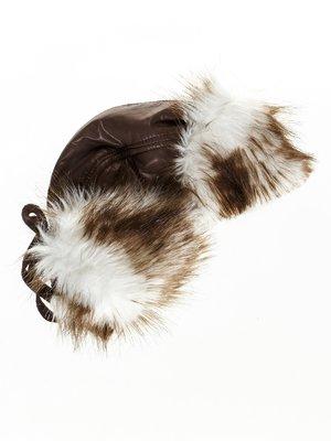 Шапка коричневая   2791640