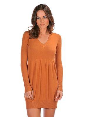 Платье оранжевое | 2809002