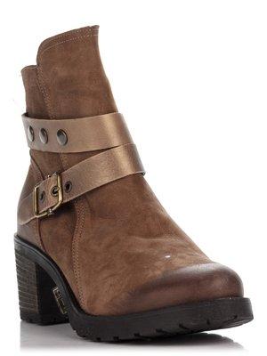 Ботинки бежевые | 2703034