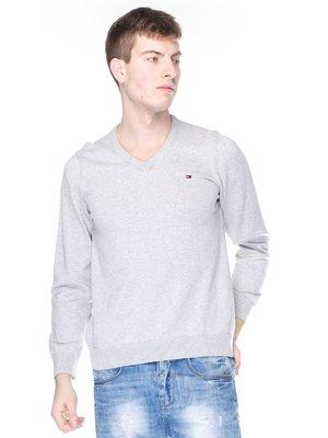 Пуловер серый | 2813141