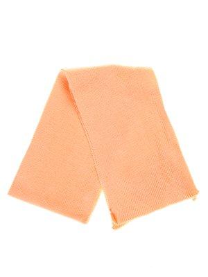 Шарф персикового цвета | 2821244