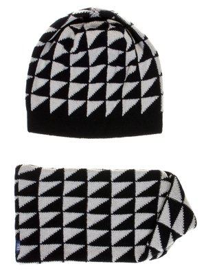Комплект: шапка и шарф | 2821139